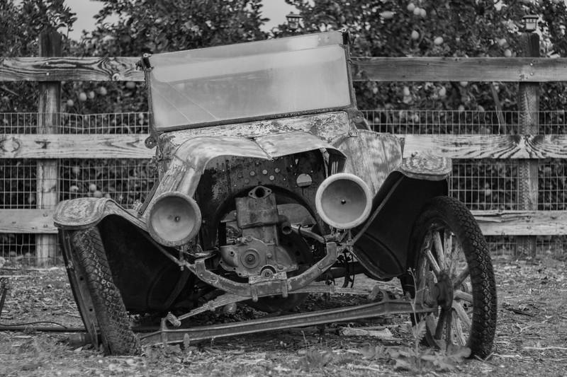 Model T Wreck 2