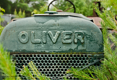 Oliver Tractor (Year Unknown)
