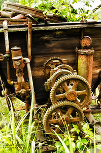 Gears for Peach Cart