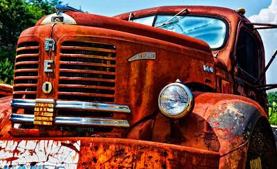 """""""REO"""" - 1940 REO Truck - Catalog #0013"""