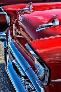 """Hot Stuff"" - 1957 Chevrolet Bel Air - Catalog #0046"