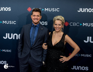 Juno Awards Red Carpet 25-Mar-2018