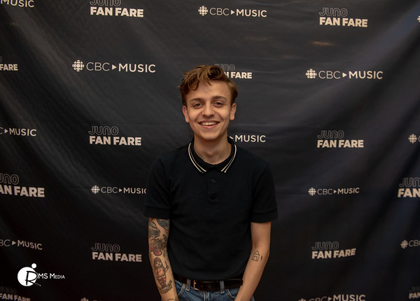Scott Helman | Juno Fan Fare | Metropolis at Metrotown | Burnaby BC