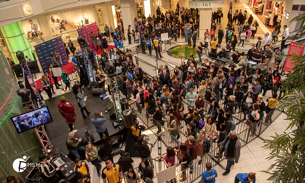 Juno Fan Fare | Metropolis at Metrotown | Burnaby BC