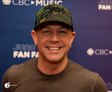Aaron Pritchett  | Juno Fan Fare | Metropolis at Metrotown | Burnaby BC