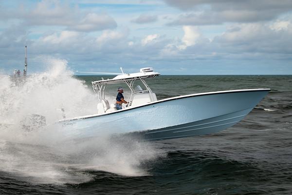 Yellowfin 34
