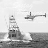 Zamboati & Ocean Helicopters - Black and White