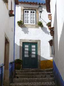 "Tricia Hill - 2nd Place Beginner Division - ""#19 Obidos, Portugal"""
