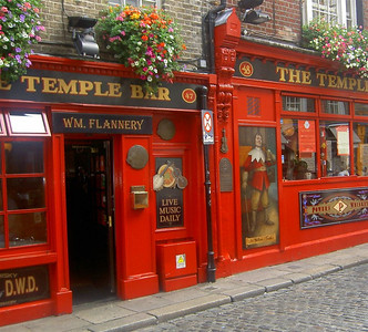 "Carmen Daughtry  - 2nd Place - Beginner Division - ""Temple Bar in Dublin"""