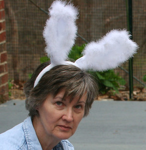 The Easter Nana is really getting ready