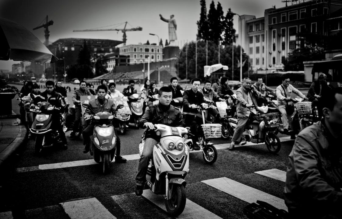 Chengdu, 2013