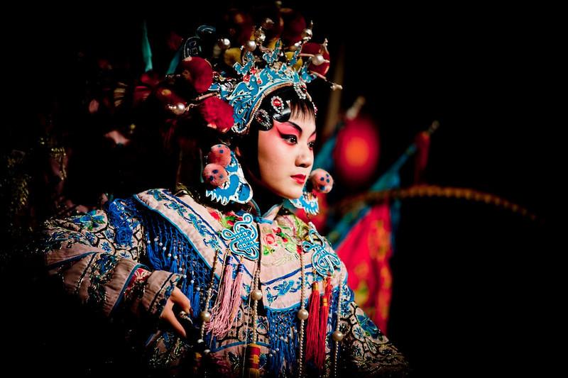 Sichuan Opera, Chengdu 2013 October