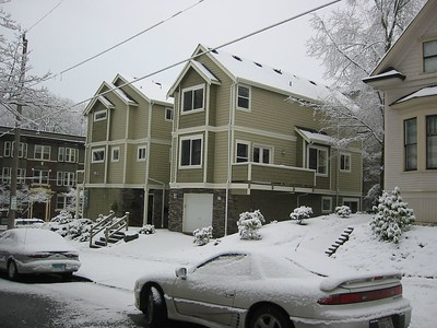 First Snow Jan 2005