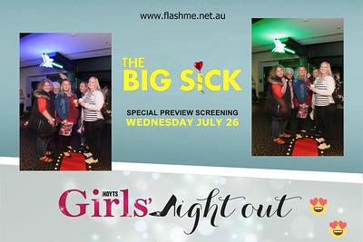Girls' Night Out The Big Sick Advance Screening - 26 July 2017