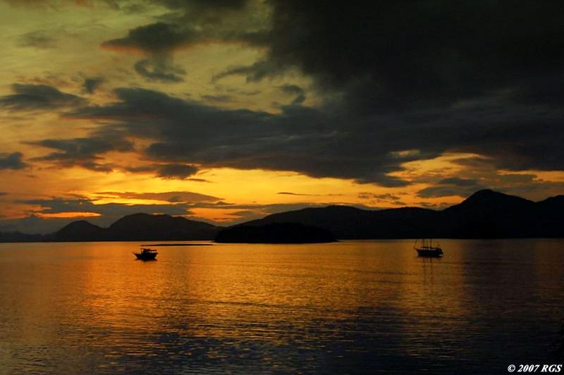 Sunrise at Awana Porto Malai, Tanjung Malai, Langkawi