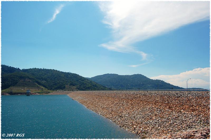 Teluk Bahang Dam, Penang