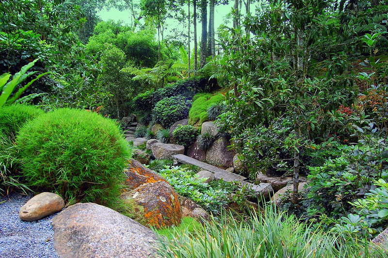 Japanese Tea Village, Bukit Tinggi