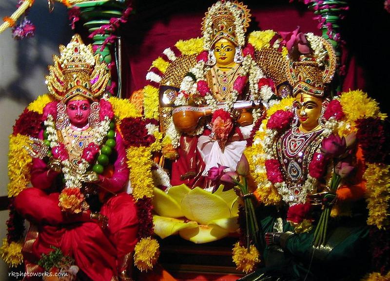 Navratiri 2008 - Shivan Temple - PG