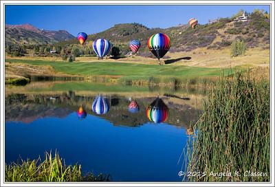 Snowmass Balloon Festival, Snowmass, Colorado