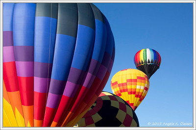 Snowmass Balloon Festival, Snowmass, Colorado