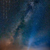 Milky Way Over Estes Park, CO. #1