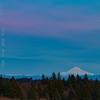 Mt. Hood at Moonrise