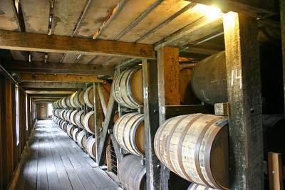 Heaven Hill Distillery, Kentucky