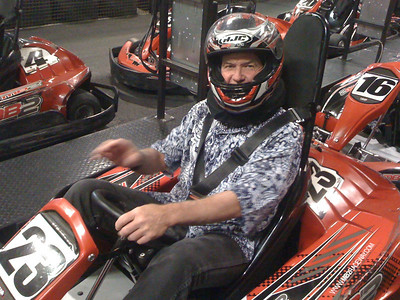 John Grue, Race Car driver