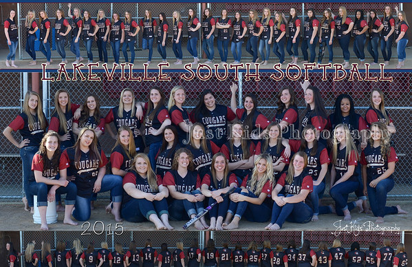 Lakeville South Softball 2015
