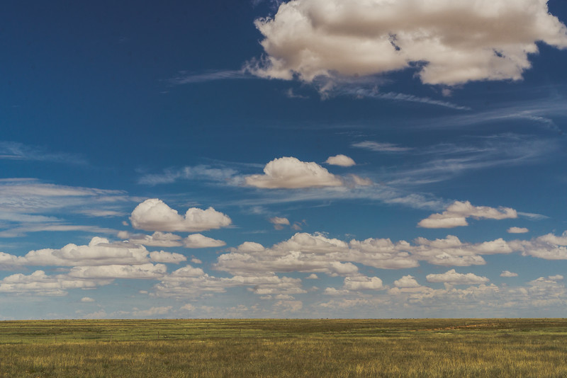 Sky and Plateau