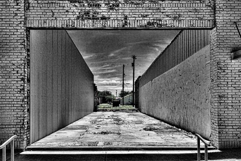 See-through Main Street