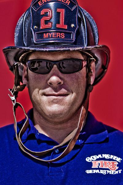 Brian Myers, Oceanside FD