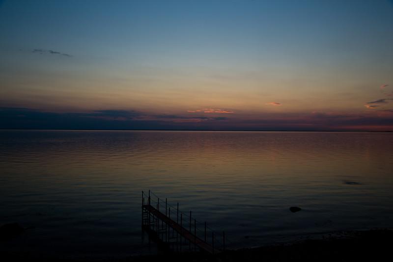 Sommeraften på Samsø