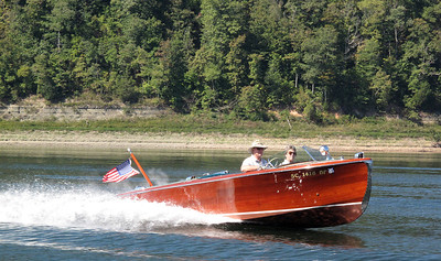 2013 Bluegrass Chapter ACBS Boat Show