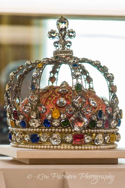 You get a crown, and you get a crown and you get a crown...