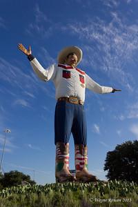 Big Tex, 2013