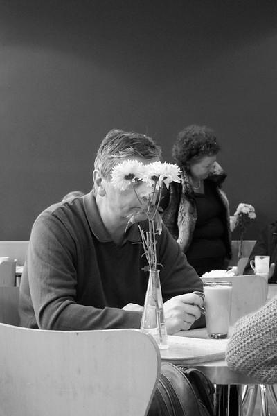 The Man with Chrysanthemum Eyes