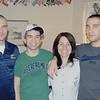 me and the boys christmas day 2006