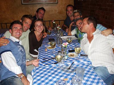 2006 Dinner with the boys