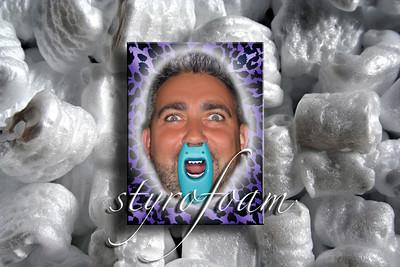 Styrofoam Shipping Peanuts