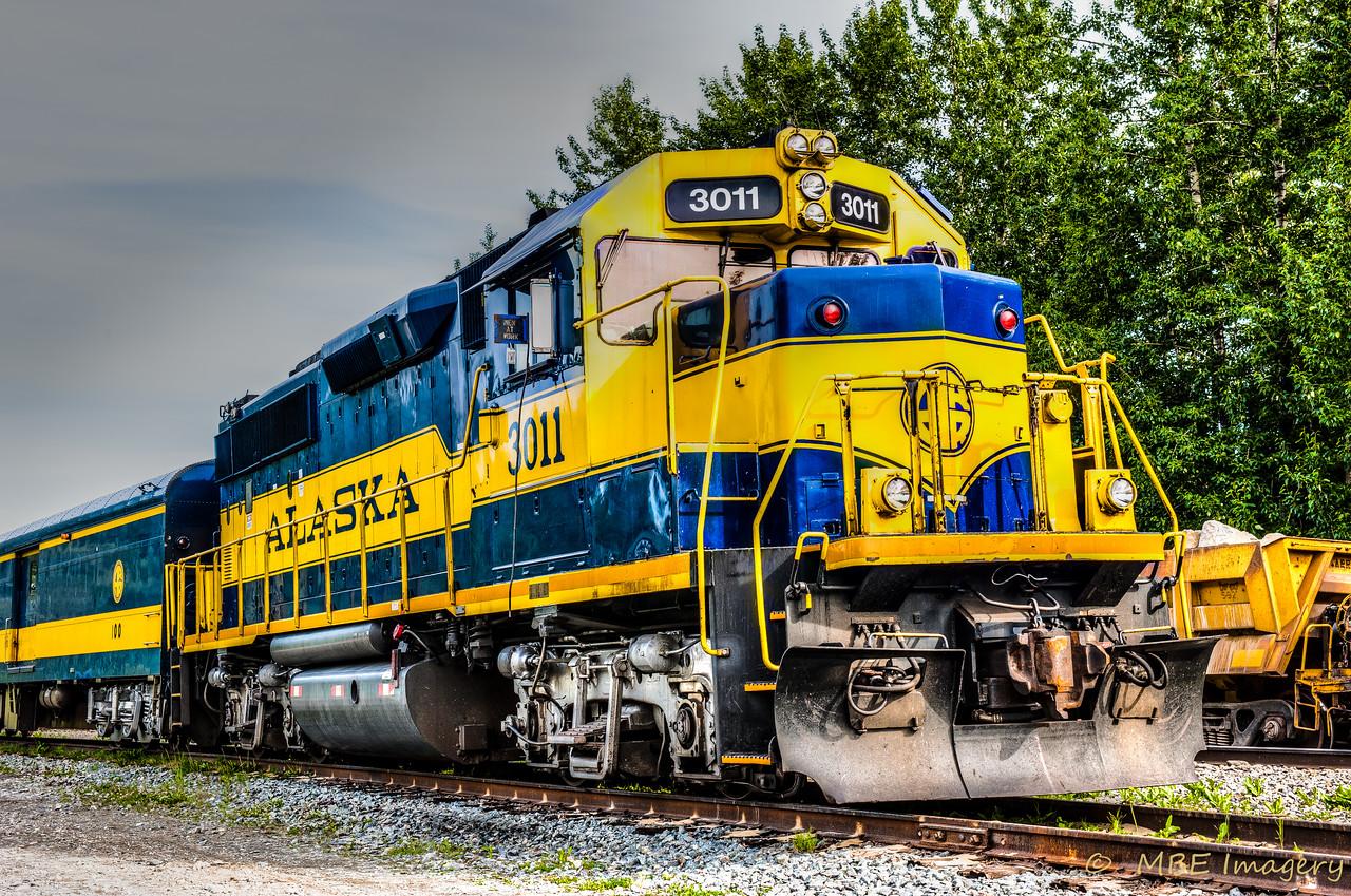 Train to Fairbanks