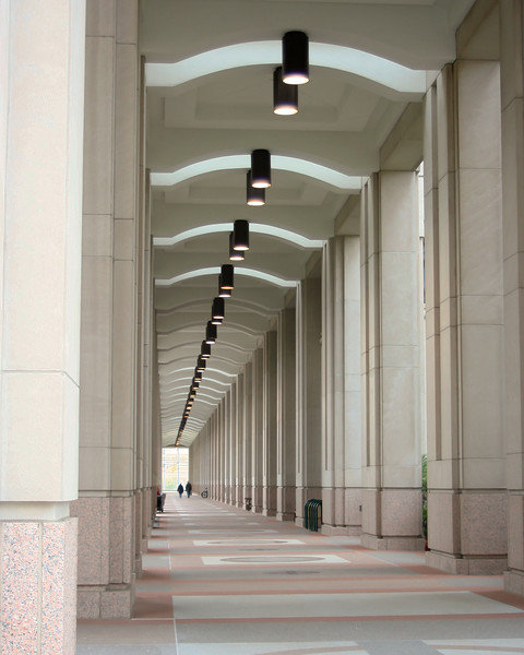 """<h3 style=""""text-align: left;""""><strong>Today's Photo:  Escheresque</strong></h3> Walking around the Indiana state capitol, I ran across this walkway that was along the side of one of the buildings.  I expected to look at the other end and see people walking along a ramp going at a physically impossible angle.    When I made it to the other end, it was not so.  - Daryl Clark  Read more at the <a href=""""http://justshootingmemories.com"""" rel=""""nofollow"""">Daily Photography Blog</a> Just Shooting Memories!..."""