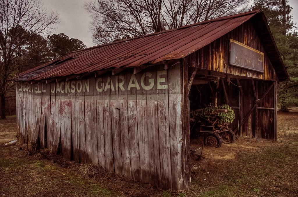 Charnell Jackson Garage