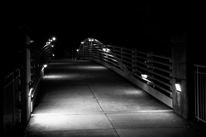 An Empty Bridge