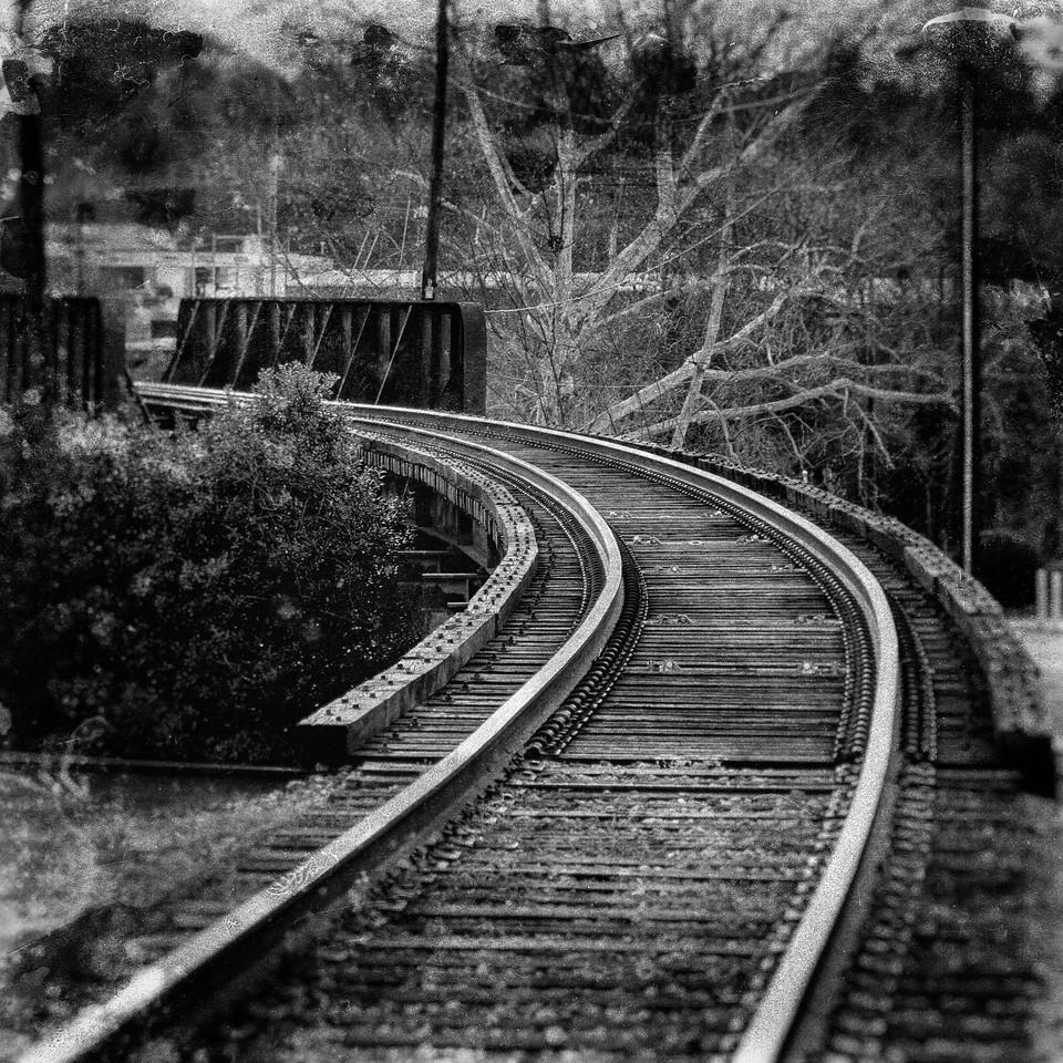 Bay Avenue Railroad Bridge