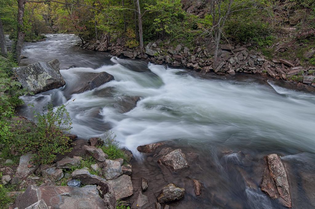 Little Wesser Falls