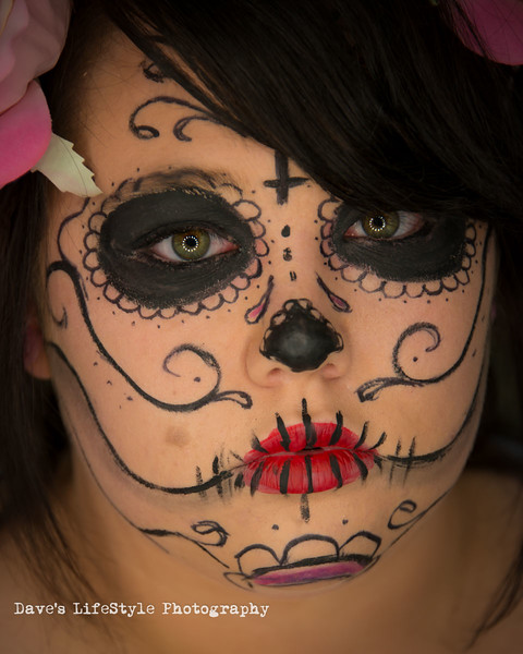 "Megan Fincher ""Day of the Dead"""