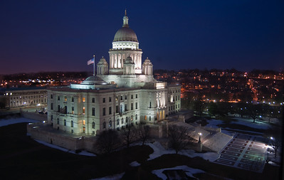 Providence Rhode Island Statehouse