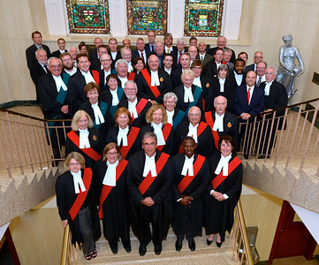 Justice Appointment Photos