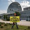 BBVA, no financies la destrucción ambiental
